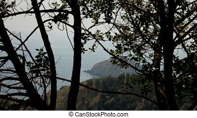 Ischia Island, Landscape