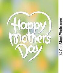 """iscrizione, hand-drawn, day"""", """"happy, madre"""