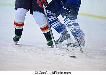 ishockey, sport, spillere