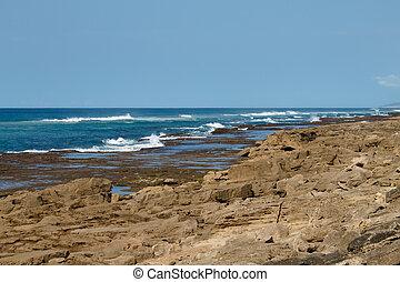 Isimangaliso beach