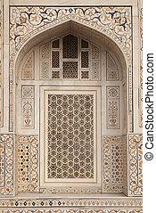 islámico, india, arquitectura