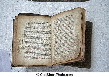 islámico, libro