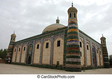 islámský, mešita