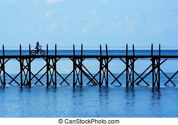 isla de mabul, sabah, malaysa.