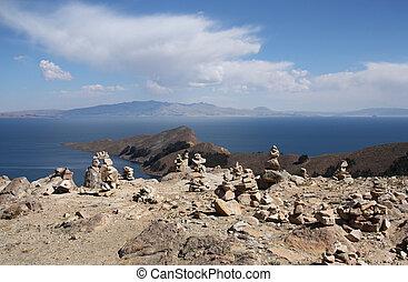 Isla del Sol, Lake Titicaca Bolivia