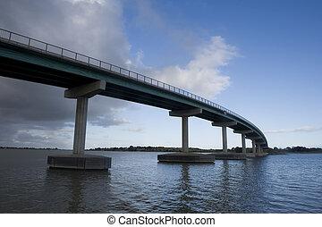 isla, hindmarsh, puente