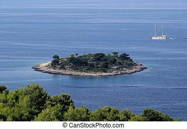 isla, murter, 29, antes