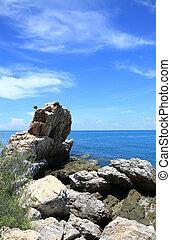 isla, samet, koh, tailandia