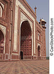 Islamic Architecture at the Taj
