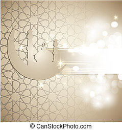 Islamic Background for ramadan , eid al fitr and eid al adha...