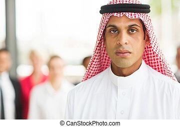 islamic business executive