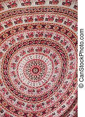 Islamic design cloth