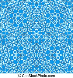 Islamic ethnic ornament