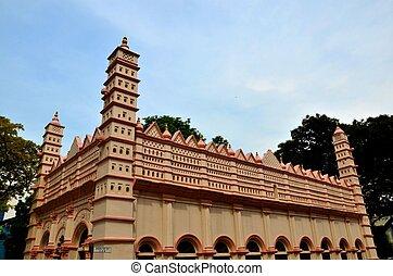 Islamic Nagore shrine Singapore - This shrine built between...