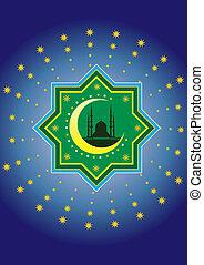 Islamic Pattern - Variety islamic style pattern