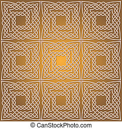 Islamic patterns background