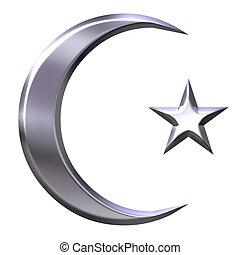 islamic, símbolo