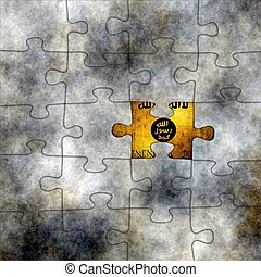Islamic state puzzle