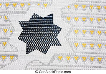 islamico, disegno geometrico