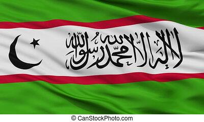 islamique, seamless, renaissance, drapeau, closeup, fête, ...