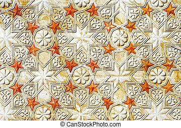 islamisch, sternen