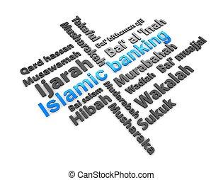 islamitisch, financiën