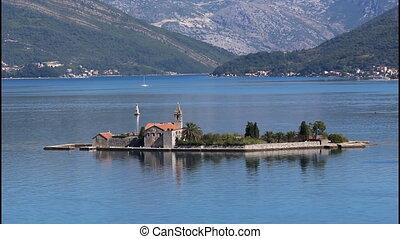 Island, church