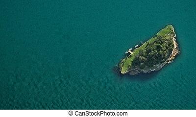 island green ocean