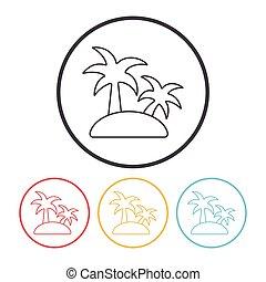 island line icon