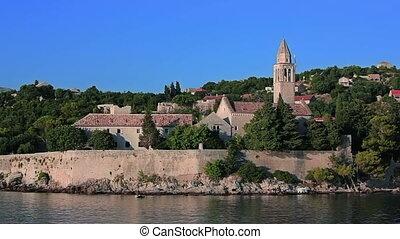Island Lopud, Dubrovnik archipelago - Mediterranean...