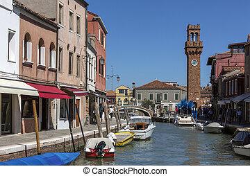 Island of Murano - Venice - Italy