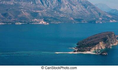 Island of St. Nicholas in Budva - Island of St. Nicholas...