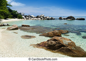 island., perhentian