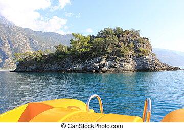 island veiw