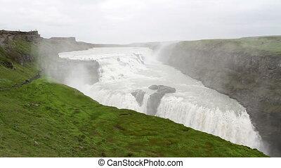 islandia, wodospady