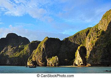 Islands at Andaman sea