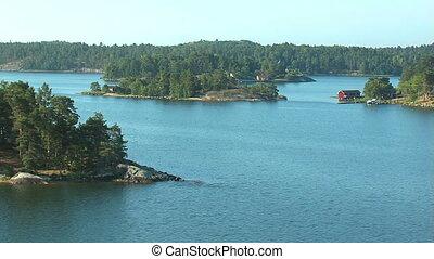 Islands in Scandinavia