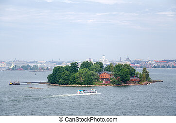 Islands in the Baltic Sea