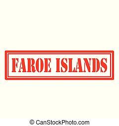 islands-stamp, faroe