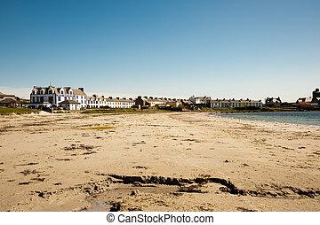 Islay beach - Shoreline on the isle of Islay