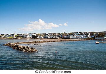 islay, coastline