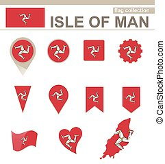 Isle of Man Flag Collection