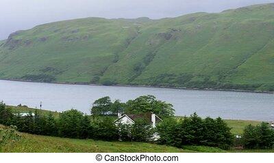Isle Of Skye, Loch Harport, Scotland - Graded Version -...