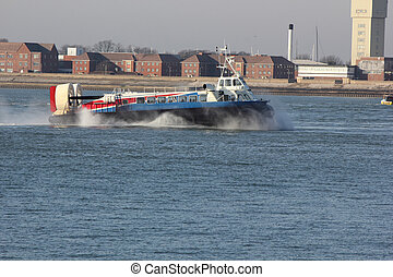 Isle of Wight Hovercraft