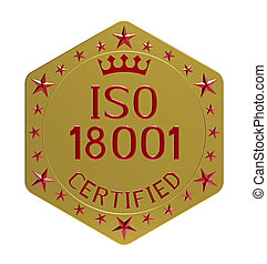 iso, 18001, norme