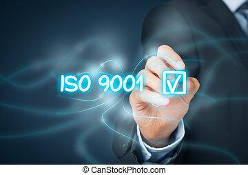 iso, gestion, qualité, système,  9001
