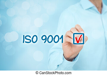 iso, management, kvalita, systém, 9001