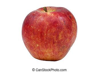 isolé, pomme