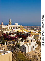 isola, (greece), santorini