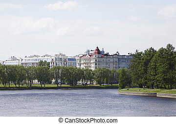 isola, krestovskiy